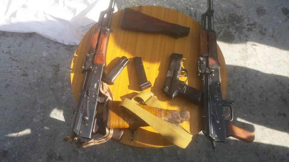 سلاح 2 - بازداشت 13 تن در پیوند به جرایم جنایی از 4 ولایت کشور