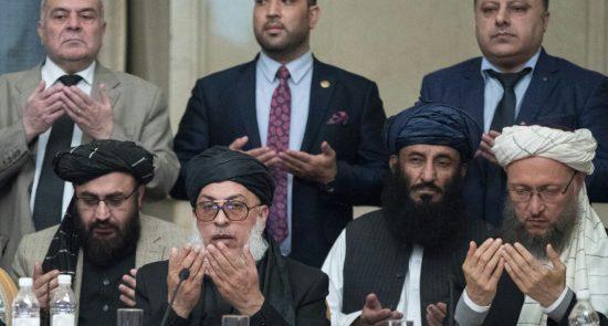 طالبان 550x295 - ادعای طالبان در پیوند به نهایی شدن توافق صلح