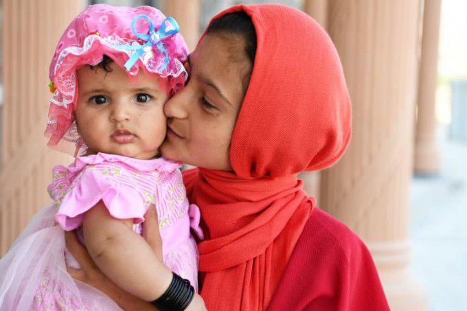 طفل  - تقدیر یونیسف از کمک های جاپان به افغانستان در زمینه ریشه کن سازی فلج اطفال