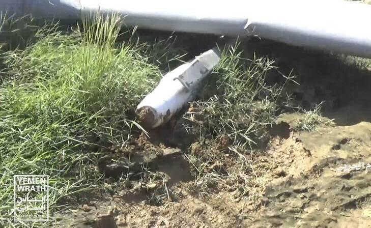 طیاره بی پیلوت سعودی 3 - تصاویر/ سقوط طیاره بی پیلوت سعودی