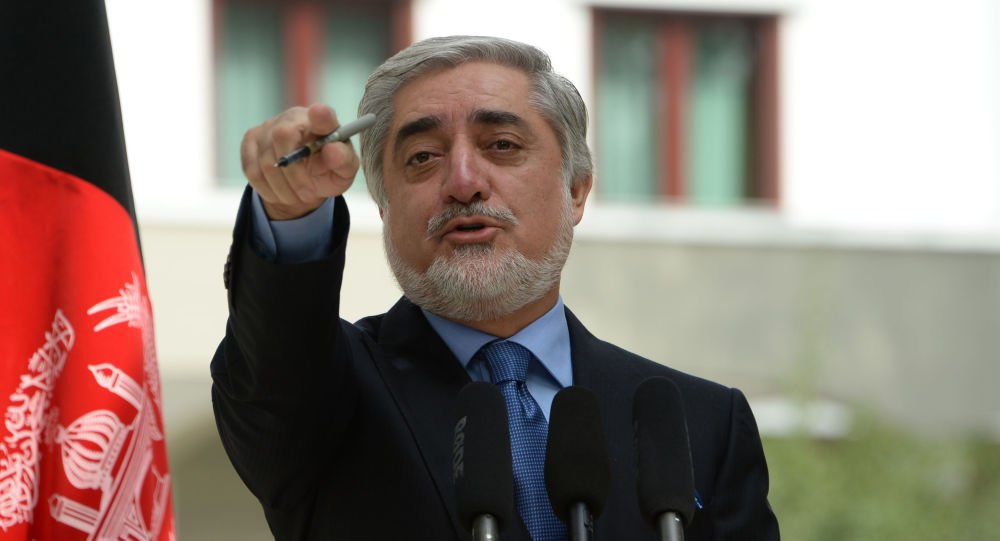 عبدالله عبدالله 1 - سخنان عبدالله عبدالله در اولین نشست کاری شورای عالی مصالحه ملی