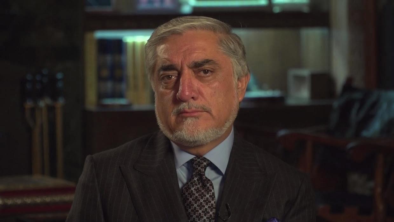 داکتر عبدالله عبدالله