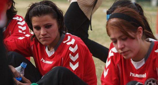 فوتبال 550x295 - رسوایی جنسی فدراسیون فوتبال افغانستان تایید شد