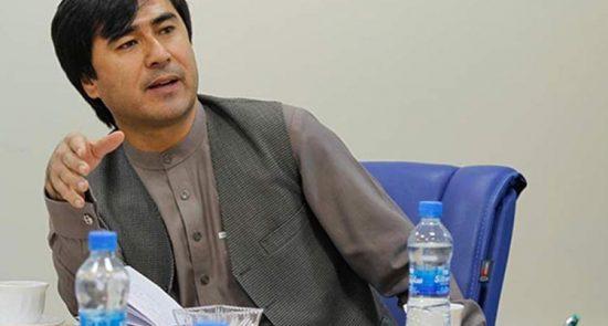 محمدحنیف دانشیار2 550x295 - با کمیشنر کمیسیون انتخابات که در جعل اسناد دست دارد آشنا شوید