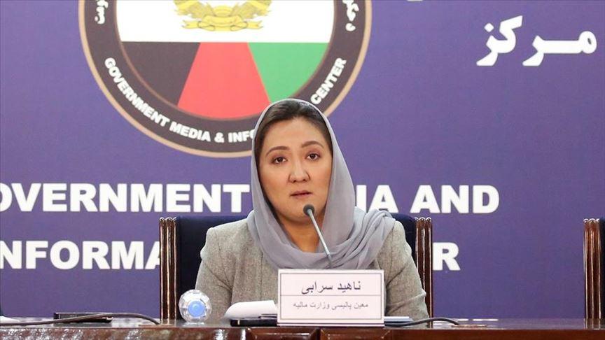 ناهید سرابی - کاهش ۴۶ فیصدی کمک های جهانی به افغانستان