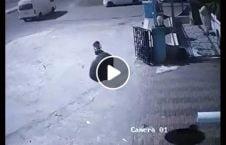 ویدیو بدچانس تیر موتر بلای جان 226x145 - ویدیو/ فرد بدچانسی که یک تیر موتر بلای جانش شد