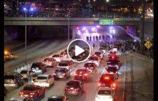 ویدیو بزرگ ترافیک دنیا امریکا 226x145 - ویدیو/ بزرگ ترین ترافیک دنیا در امریکا