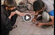 ویدیو بیکار جوانان کندز مواد مخدر 226x145 - ویدیو/ بیکاری عامل اصلی روی آوردن جوانان کندز به مواد مخدر