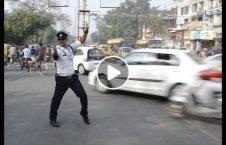 ویدیو تصادف بس پولیس ترافیک هند 226x145 - ویدیو/ تصادف بس با پولیس ترافیک هند