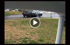 ویدیو سارق بدچانس تصادف دستگیر 226x145 - ویدیو/ سارق بدچانسی که پس از تصادف دستگیر شد