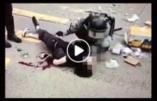 ویدیو قتل جوان هانگ کانگ پولیس 226x145 - ویدیو/ لحظه قتل یک جوان هانگ کانگی توسط پولیس