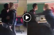 ویدیو لت کوب متعلم معلم زن صنف 226x145 - ویدیو/ لت و کوب متعلم پسر و معلم زن در داخل صنف