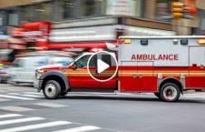 ویدیو مواجهه امبولانس ترافیک 226x145 - ویدیو/ هنگام مواجهه با امبولانس در ترافیک چه کنیم؟