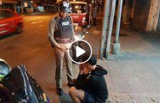 ویدیو پولیس موترسایکل متخلف 226x145 - ویدیو/ اقدام جالب پولیس مهربان با موترسایکل سوار متخلف