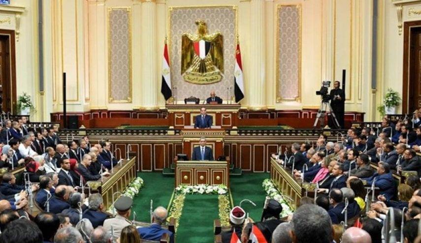 پارلمان مصر - واکنش پارلمان مصر به تهدیدات امریکا