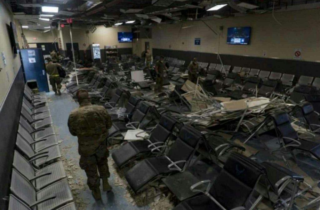 پایگاه بگرام 2 1024x673 - تصاویر/ پایگاه بگرام پس از حمله طالبان