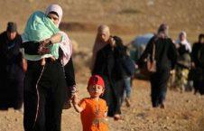 آواره سوری 226x145 - بازگشت صدها بیجاشده از کشورهای خارجی به سوریه
