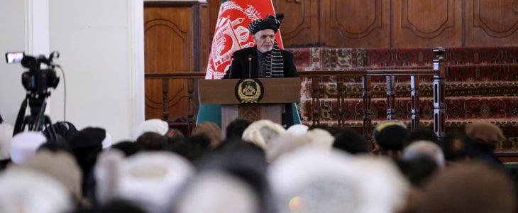 اشرف غنی 8 - وعده های رییس جمهور غنی به مردم شرق کابل