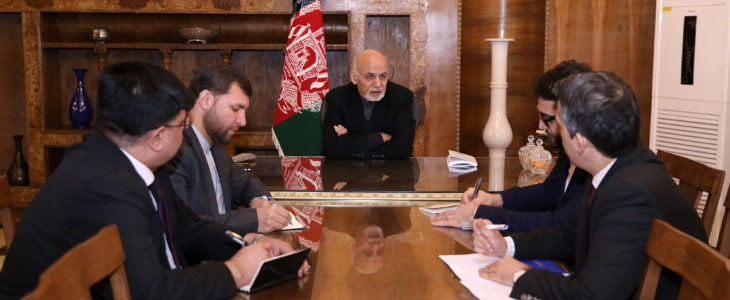 اشرف غنی - نگرانی رییس جمهور غنی از مشکلات باشنده گان کابل