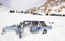 برف کوچ 226x145 - احتمال سرازیر شدن برف کوچ در شاهراه سالنگ