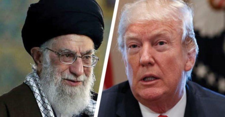 ترمپ خامنه ای - هشدار رییس جمهور امریکا به رهبر ارشد ایران