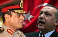 ترکیه مصر 226x145 - افزایش تنش ها میان قاهره و آنکارا