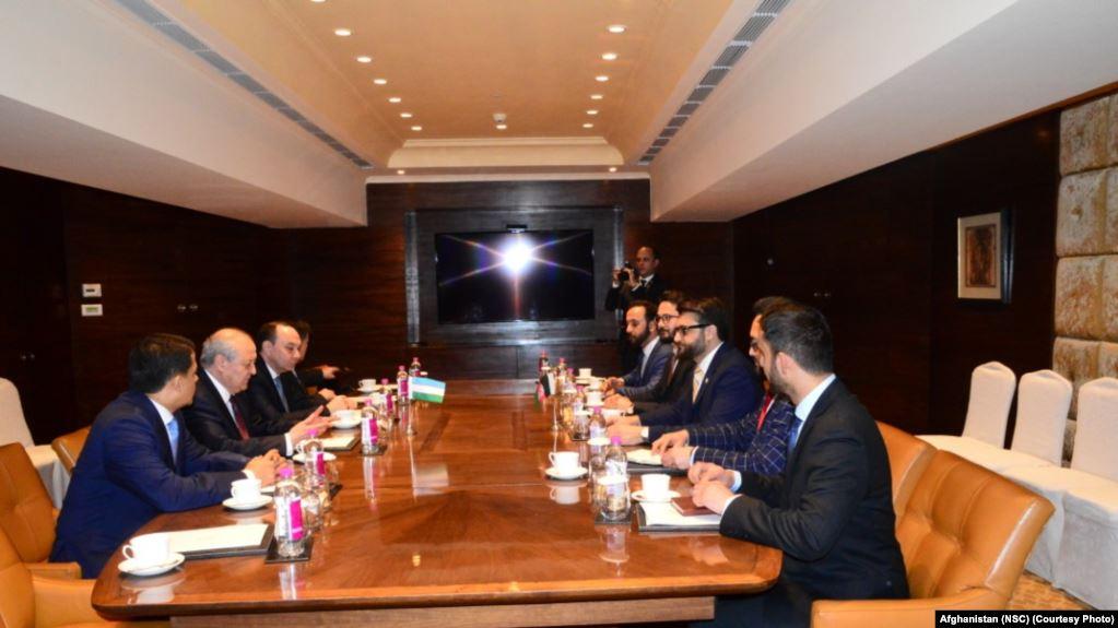 حمدالله محب - اعلام آماده گی اوزبیکستان برای میزبانی از مذاکرات آیندۀ صلح افغانستان