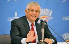 دیوید سترن  226x145 - مدیر پیشین NBA وفات یافت