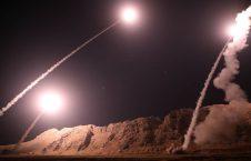 راکت 226x145 - حمله راکتی ایران به دو پایگاه امریکا در عراق
