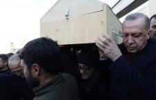 زلزله ترکیه 11 1 226x145 - تصاویری از حضور اردوغان در میان زلزله زده گان