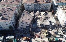 زلزله ترکیه 7 226x145 - تصاویر/ خسارات به جا مانده از زلزله اخیر در ترکیه
