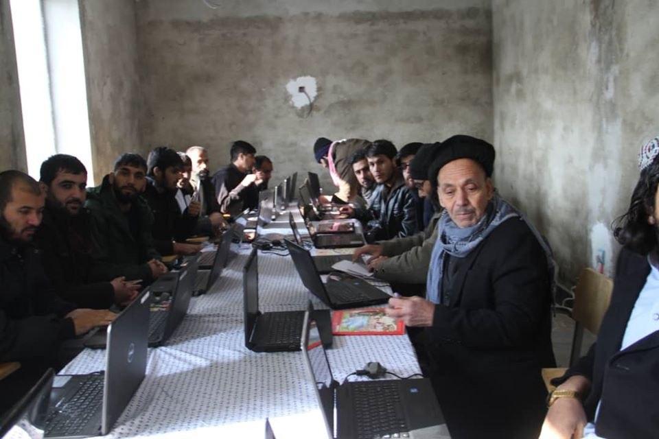 زندان پلچرخی 3 - تصاویر/ راه اندازی صنوف جدید آموزشی در زندان پلچرخی