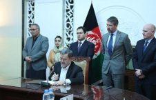 سرور دانش 1 226x145 - افغانستان تعهد جهانی آزادی رسانه ها را امضا کرد