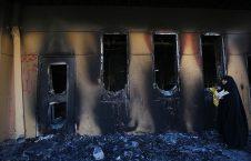 سفارت امریکا در بغداد 3 226x145 - تصاویر/ سفارت امریکا در بغداد در آتش سوخت
