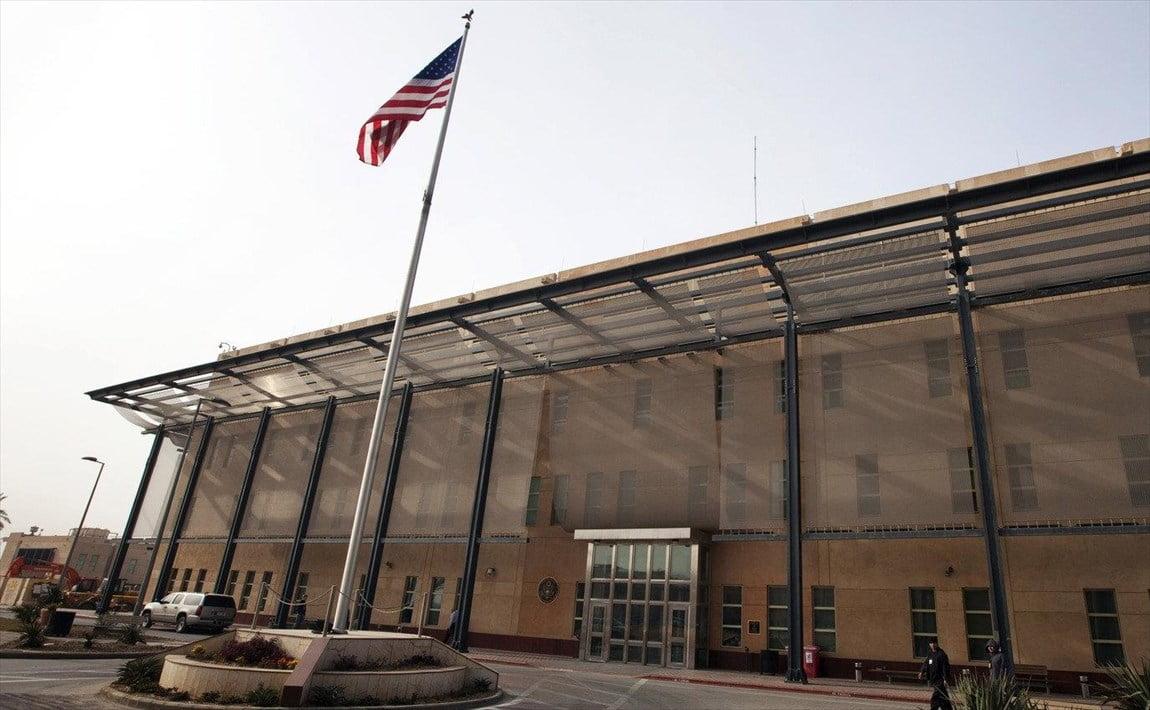 سفارت امریکا - جزییات حمله راکتی به سفارت امریکا در عراق