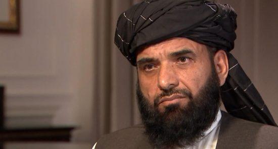 سهیل شاهین 550x295 - معرفی سهیل شاهین به حیث نماینده دایمی افغانستان در سازمان ملل متحد