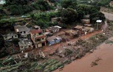 سیل برازیل 7 226x145 - تصاویر/ بارش های سیل آسا در برازیل
