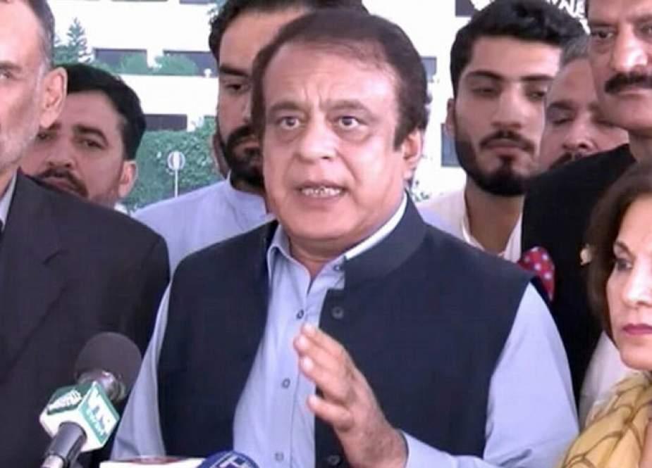 شیبلی فراز - هشدار رییس مجلس سنای پاکستان به افغانستان