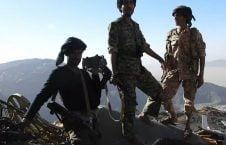طیاره بی پیلوت عربستان 5 226x145 - تصاویر/ انهدام طیاره بی پیلوت جاسوسی ایتلاف عربستان در یمن