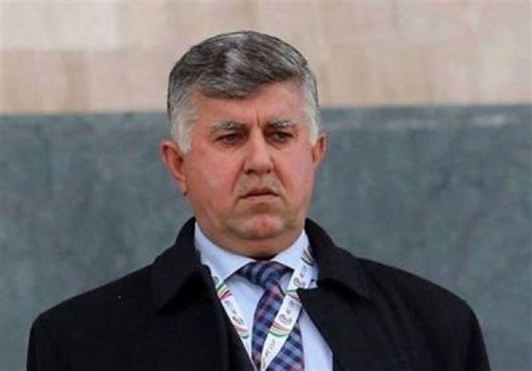 عبدالخالق مسعود - حکم سنگین محکمه در انتظار رییس فدراسیون فوتبال عراق