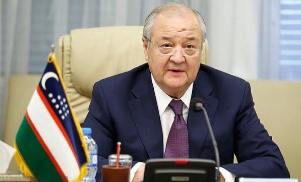 عبدالعزیز کاملوف. - اعلام آماده گی اوزبیکستان برای میزبانی از مذاکرات آیندۀ صلح افغانستان