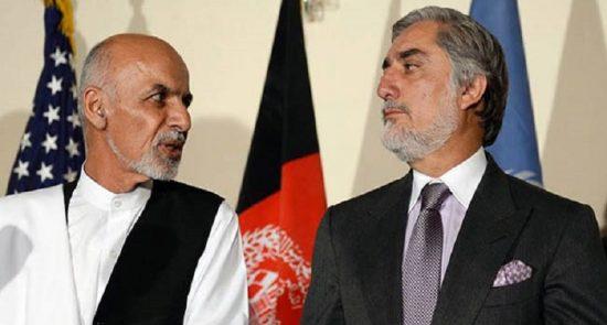 عبدالله غنی 550x295 - ابراز نگرانی یوناما از معرفی والیان جدید در افغانستان