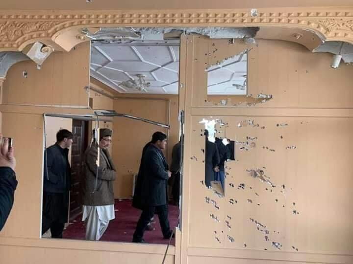قیصاری هیات اعزامی کابل 2 - نتیجه بررسی های هیات اعزامی کابل در پیوند به عملیات نظامی بالای خانه قیصاری