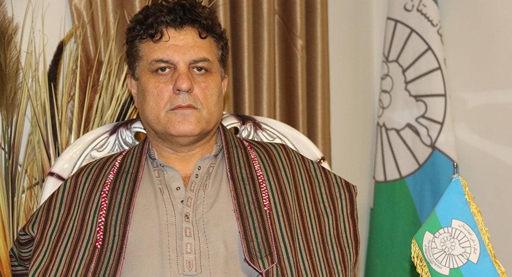 لطیف پدرام - پیام رهبر حزب کنگره ملی افغانستان برای ملتهای منطقه