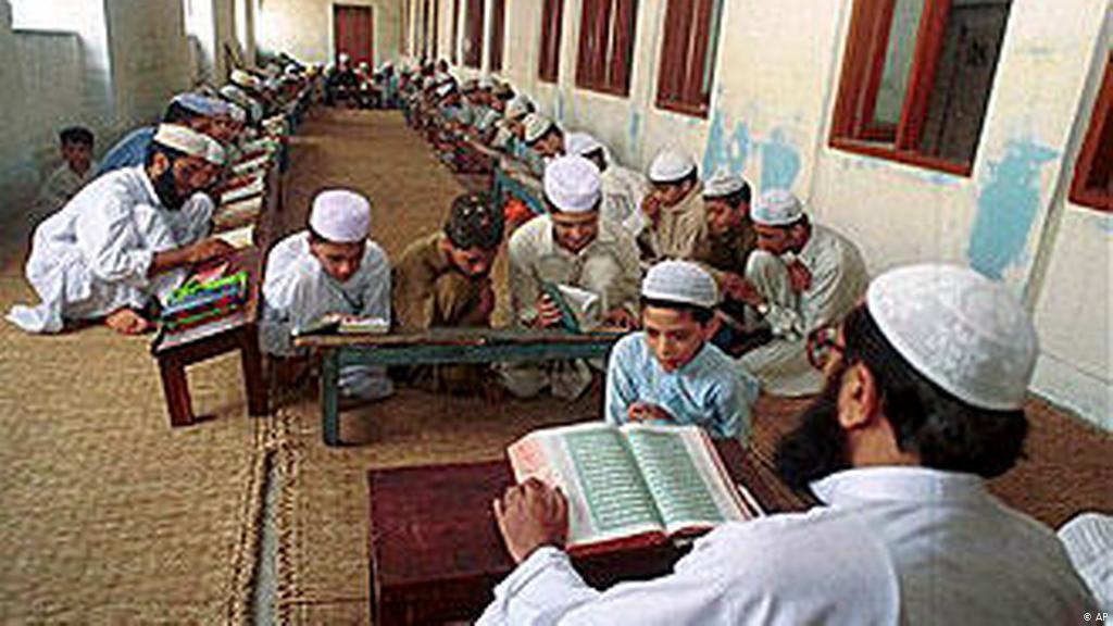 مدرسه تعلیم القران - تجاوز جنسی استاد مدرسه تعلیم القران بر شاگرد ۱۰ ساله اش در پاکستان