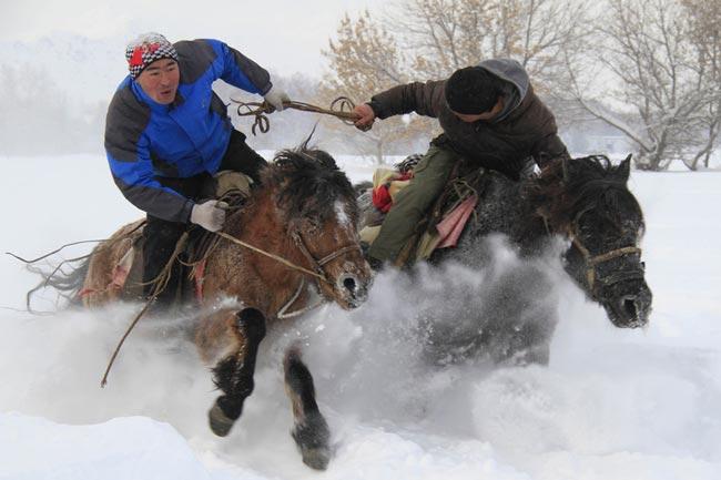 مسابقات زمستانی چین - لغو مسابقات زمستانی در چین