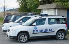 دستگیر شدن ۴ پناهجوی افغان توسط پولیس مقدونیه شمالی