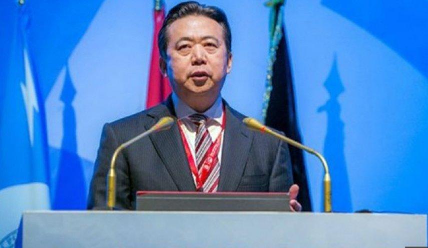 منگ هونگویی1 - محکومیت رییس پیشین انترپول به جرم فساد مالی