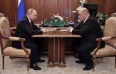 میخاییل میشوستین 226x145 - گفتگو ها برای تقرر صدراعظم جدید روسیه