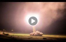 ویدیو راکت ایران پایگاه امریکا عراق 226x145 - ویدیو/ لحظه اصابت راکت های ایران بالای پایگاه امریکا در عراق